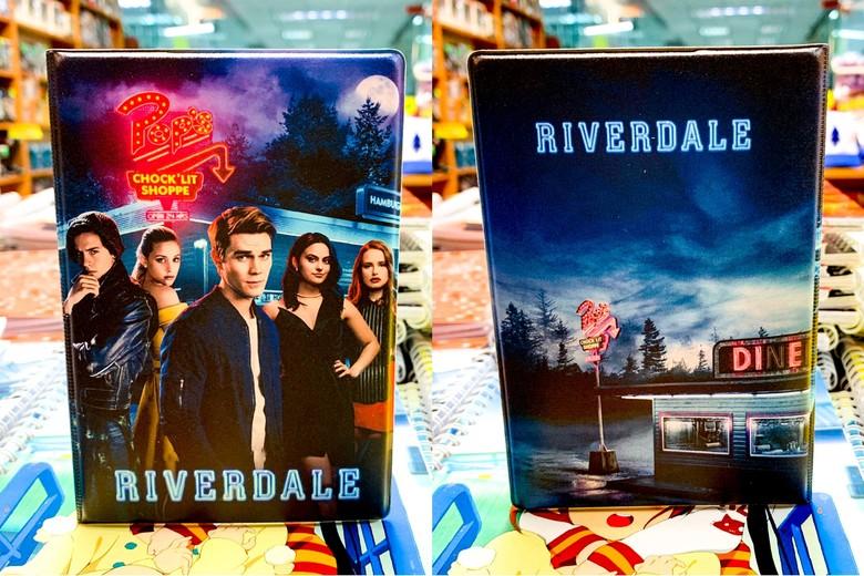 Обложка для паспорта Ривердэйл/Riverdale