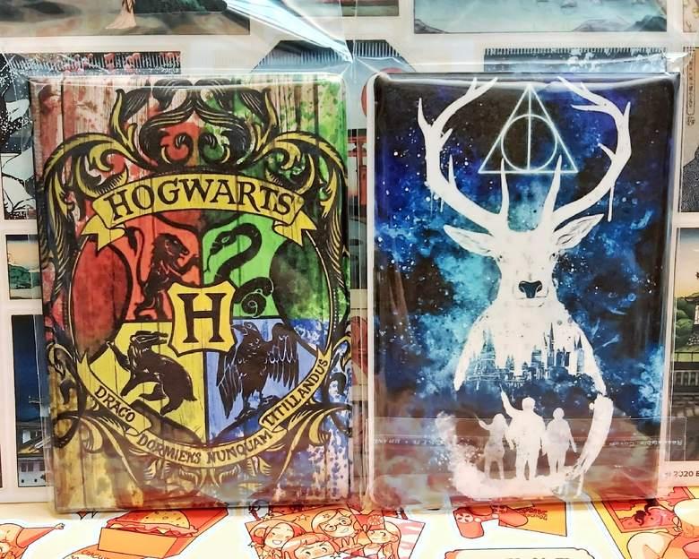Обложка на паспорт Гарри Поттер/Harry Potter