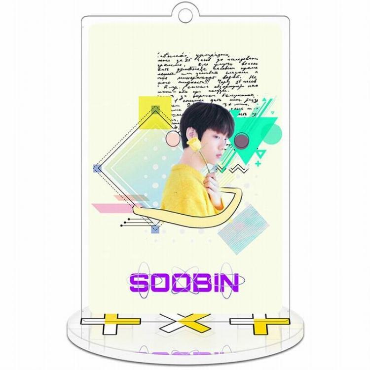 Фигурка акриловая TXT Soobin