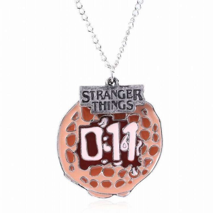 Кулон Очень странные дела/Stranger Things (вафелька)