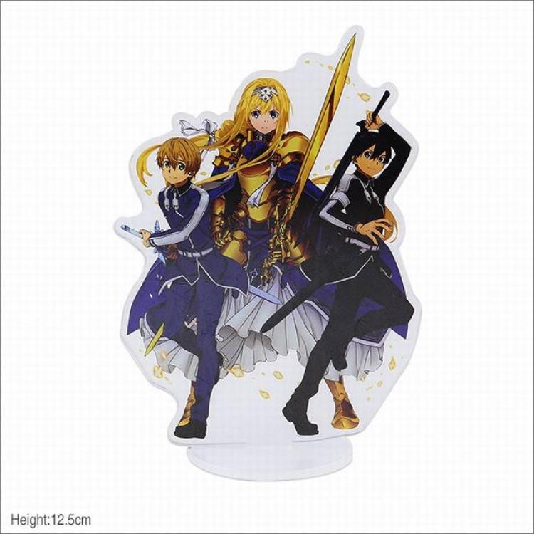 2D фигурка Мастера Меча Онлайн/Sword Art Online