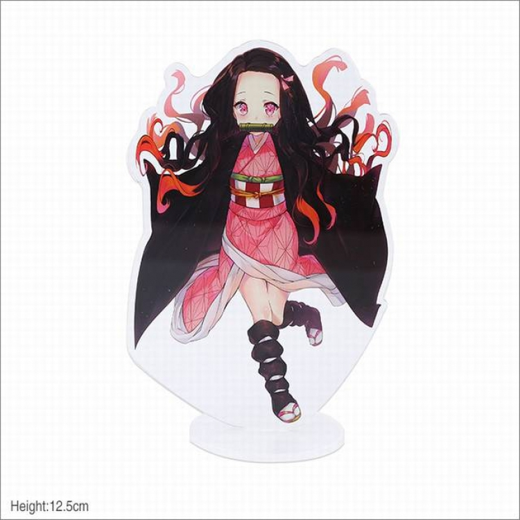 2D фигурка Клинок, рассекающий демонов/Demon Slayer: Kimetsu no Yaiba (Нэзуко Камадо)
