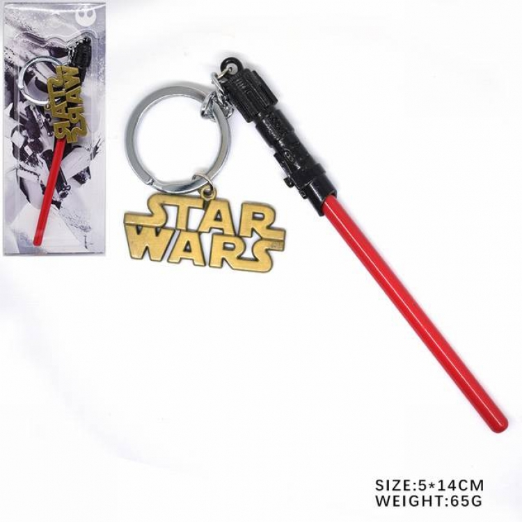 Брелок Звёздные войны/Star Wars (меч ситха)