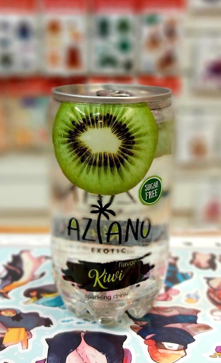 Газированный напиток Aziano Kiwi