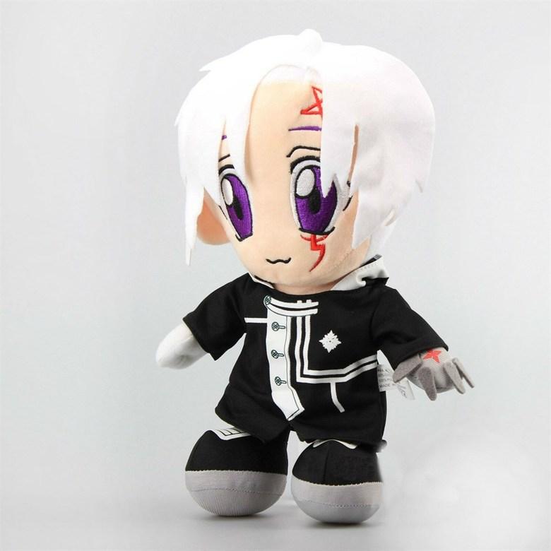 Мягкая игрушка D.Gray-Man