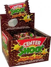 Жевательная резинка Центр Шок со вкусом Колы