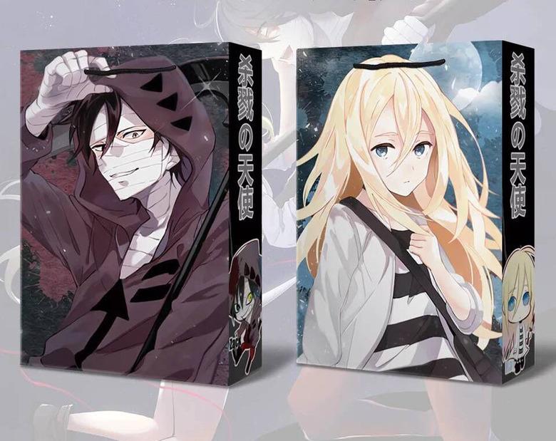 Подарочный пакет Ангел кровопролития/Satsuriku no Tenshi