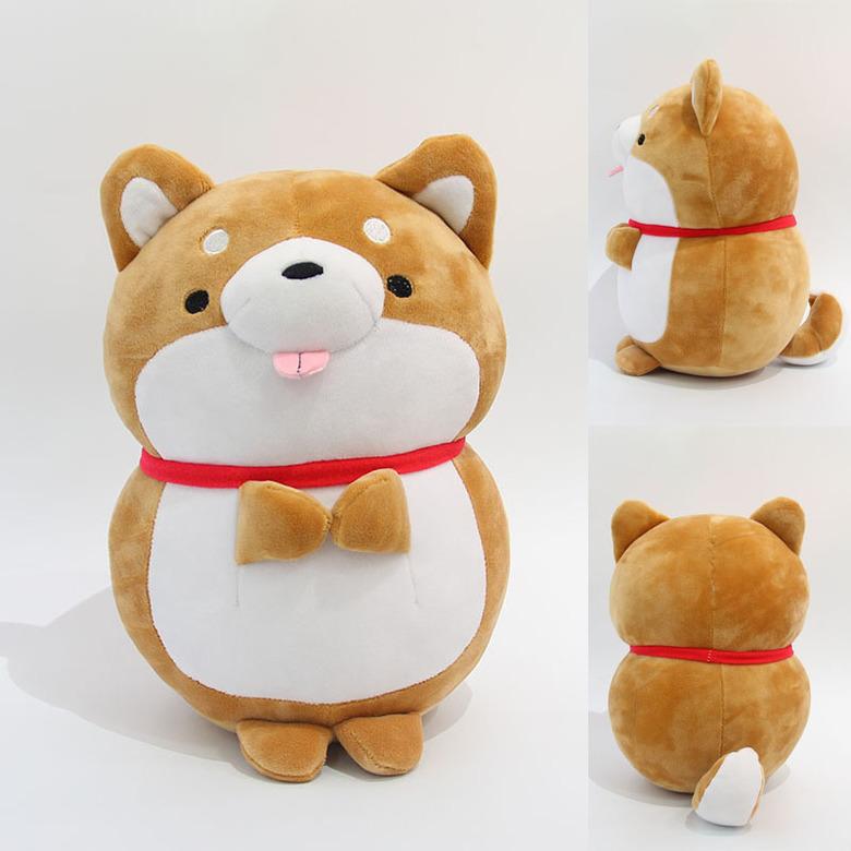 Мягкая игрушка Акита Ину / Akita Inu