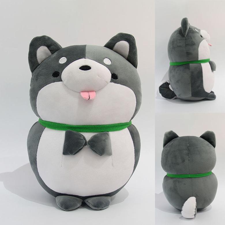 Мягкая игрушка Акита Ину/Akita Inu (2)