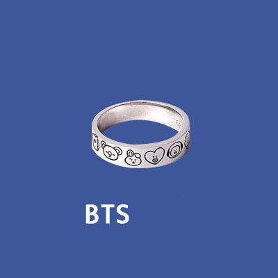 Кольцо BTS