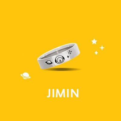 Кольцо BTS JIMIN