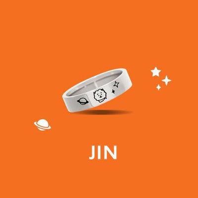Кольцо BTS JIN
