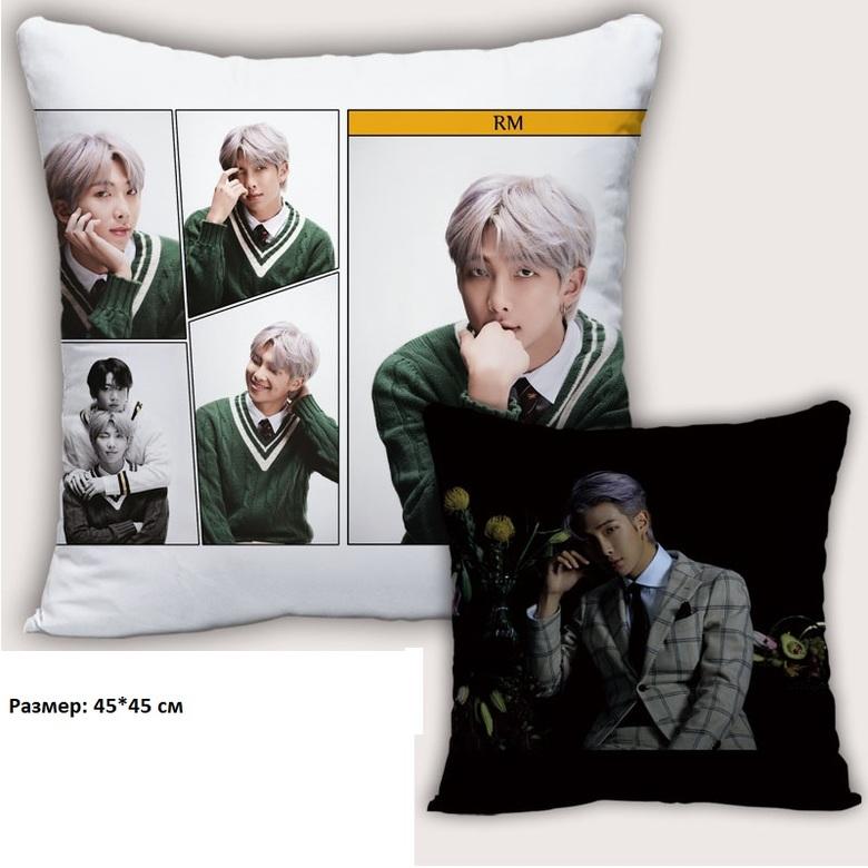 Декоративная подушка BTS (12)