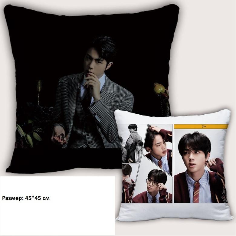 Декоративная подушка BTS (14)
