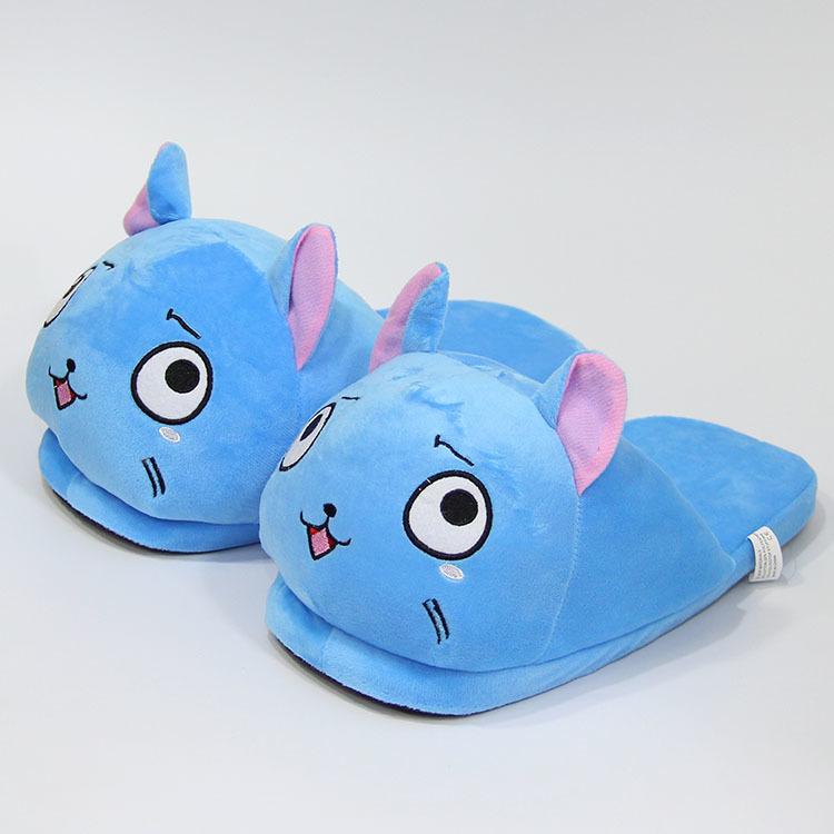 Тапочки Хэппи/ Хвост Феи / Fairy Tail