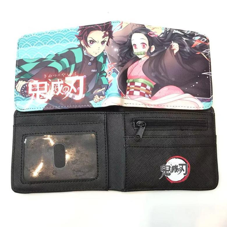 Бумажник Клинок, рассекающий демонов/Demon Slayer (2)