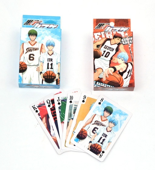 Карты Баскетбол Куроко / Kuroko no Basuke