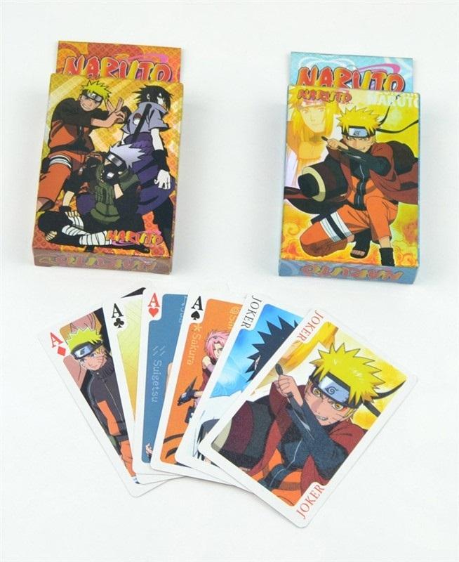 Карты Наруто/Naruto