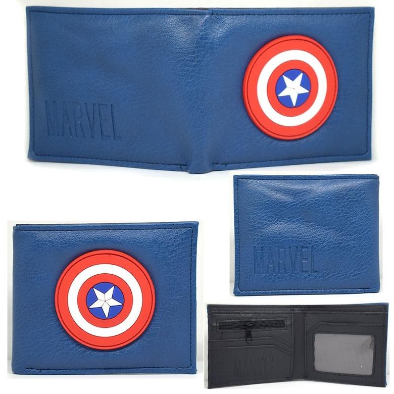 Бумажник Капитан Америка/Captain America