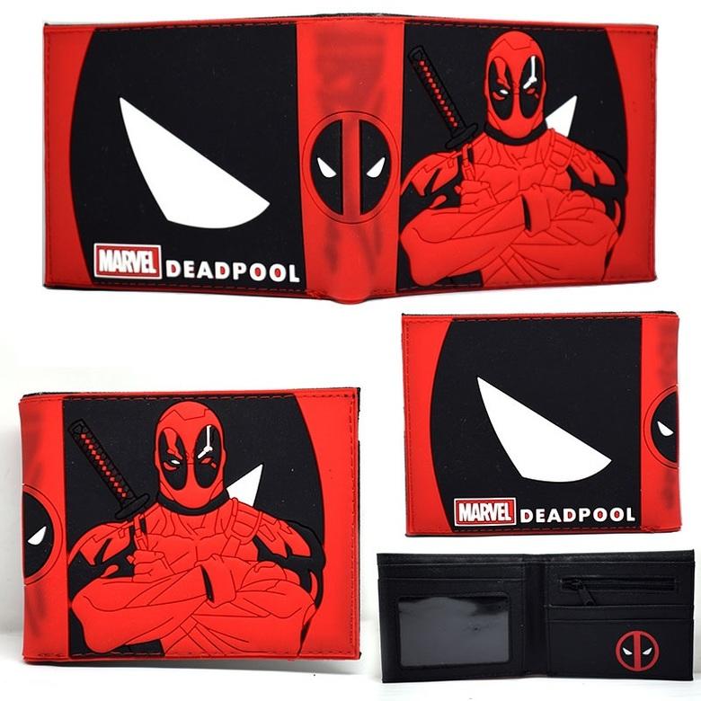 Бумажник Дэдпул/Deadpool