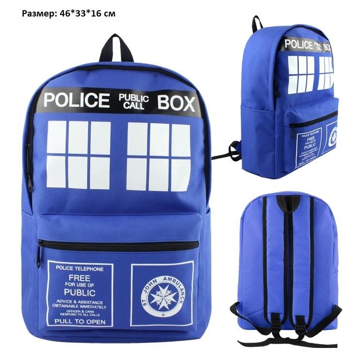 Рюкзак Доктор Кто/Doctor Who