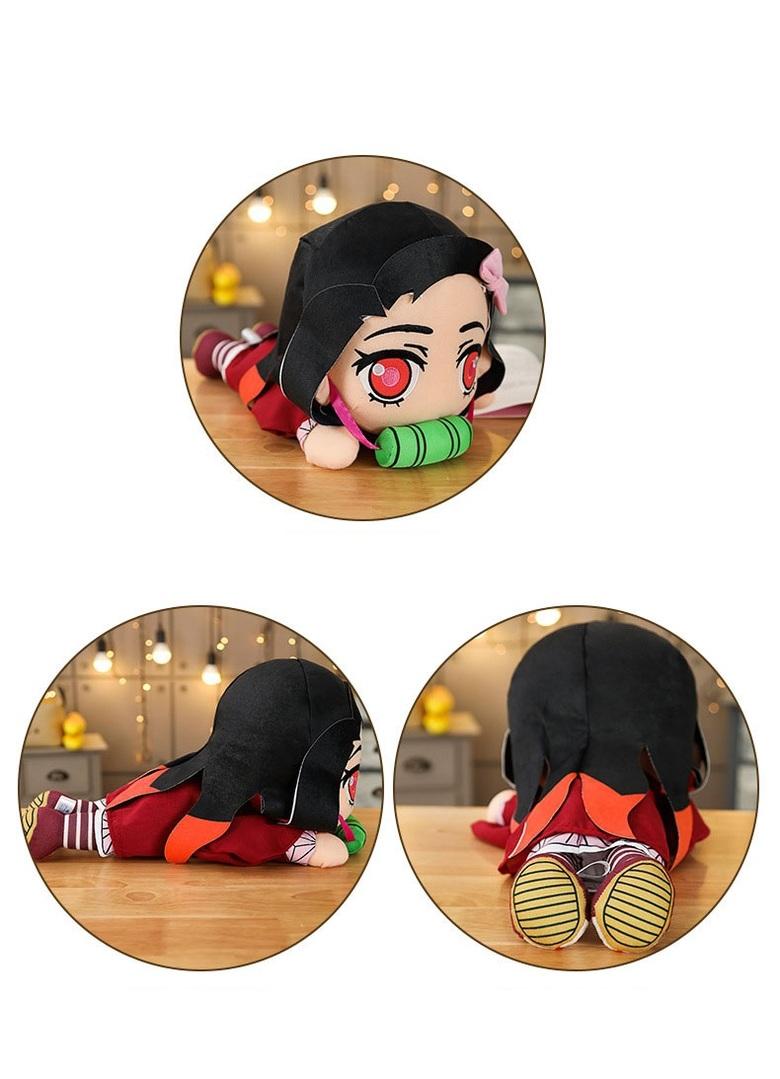 Мягкая игрушка Клинок, рассекающий демонов/Demon Slayer: Kimetsu no Yaiba (Нэдзуко)