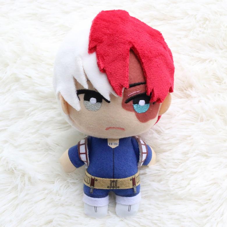 Мягкая игрушка Моя Геройская Академия / Boku no Hero Academia (Тодороки Шото)
