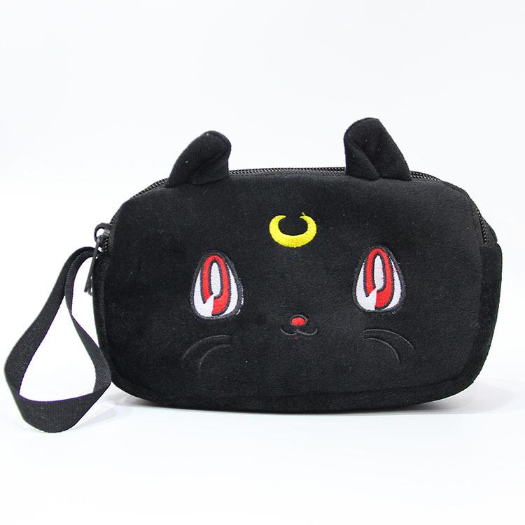 Кошелек Sailor Moon/Сейлор Мун (плюшевый)