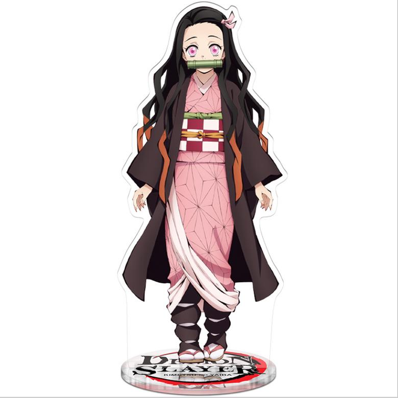 2D фигурка Клинок, рассекающий демонов/Demon Slayer: Kimetsu no Yaiba (Нэзуко Камадо) (2)