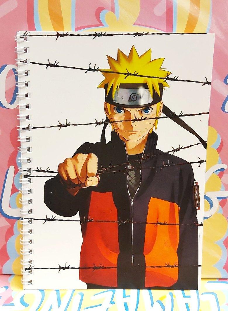 Тетрадь Наруто/Naruto (2)