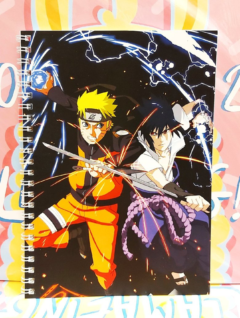 Тетрадь Наруто / Naruto (3)