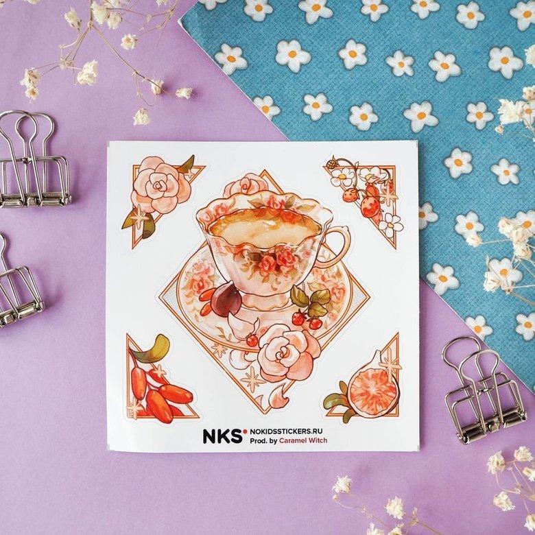 Card Tea 1