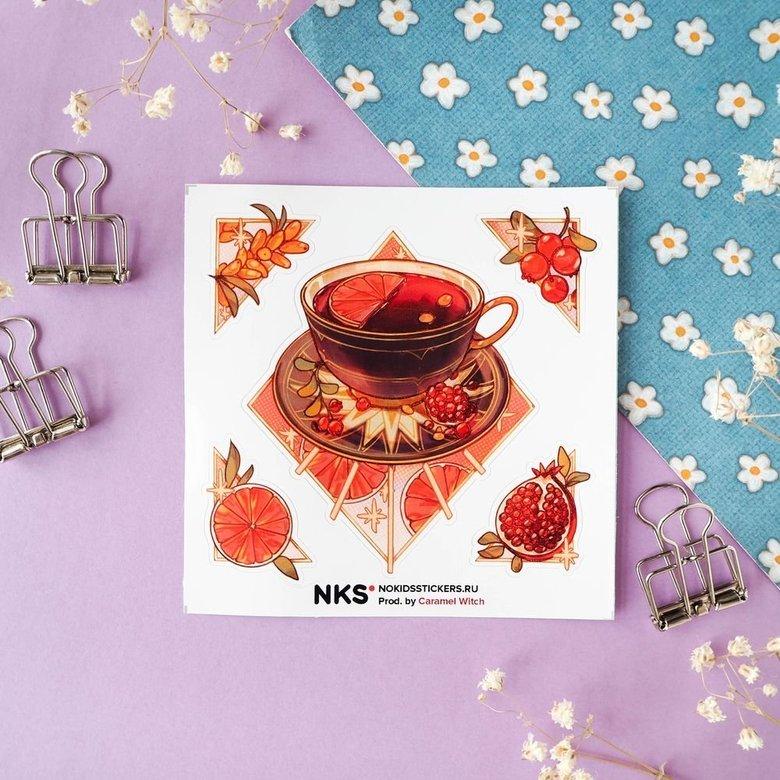Card Tea 2