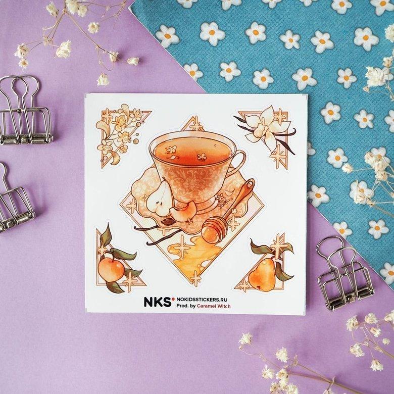 Card Tea 4