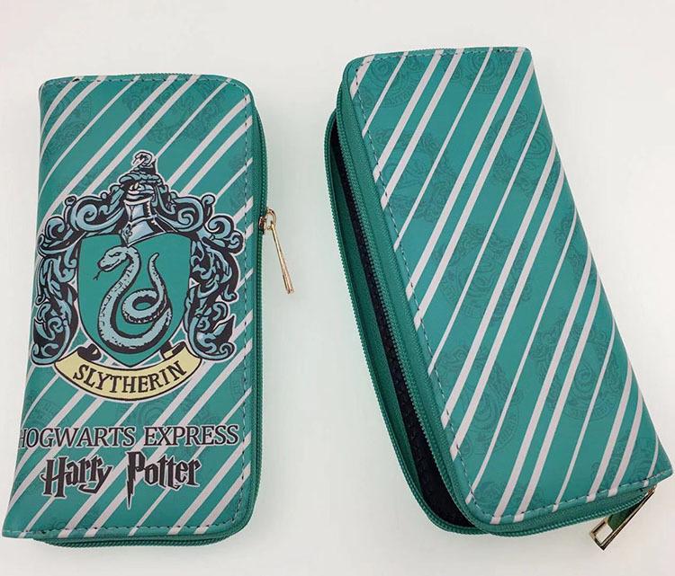 Кошелек Гарри Поттер/Harry Potter (Слизерин бол.)