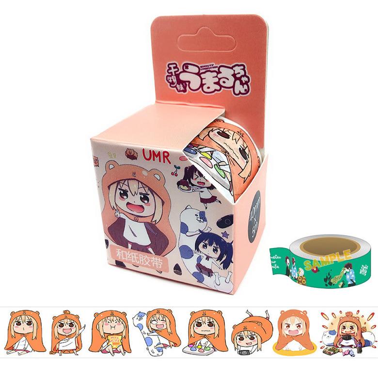Декоративный скотч Двуличная сестренка Умару/Himouto! Umaru-chan