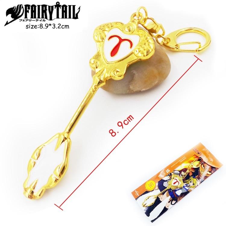 Брелок Ключ Хвост феи/Fairy Tail (Овен)
