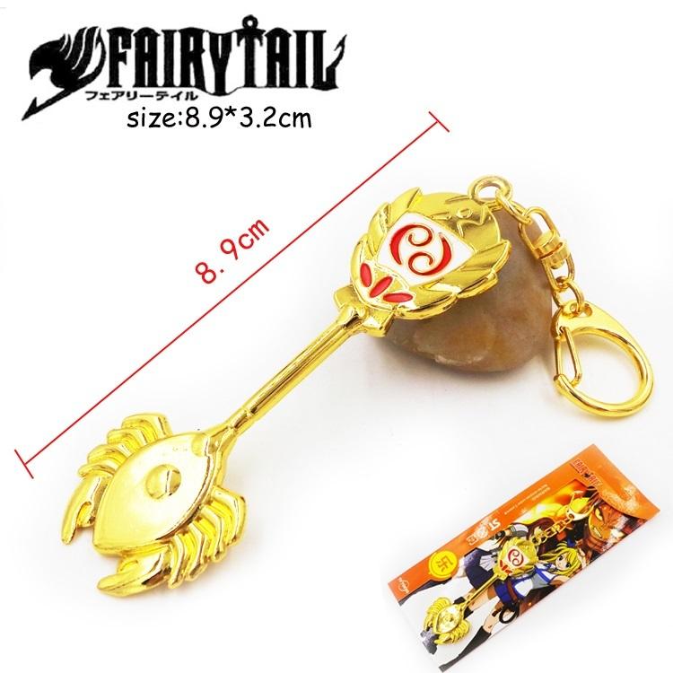 Брелок Ключ Хвост феи/Fairy Tail (Рак)