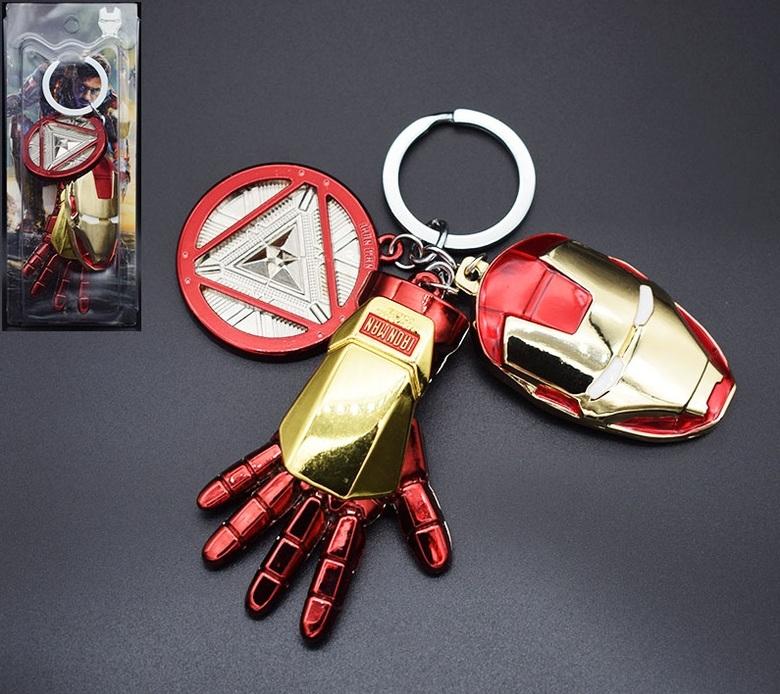 Брелок Железный человек/Iron Man