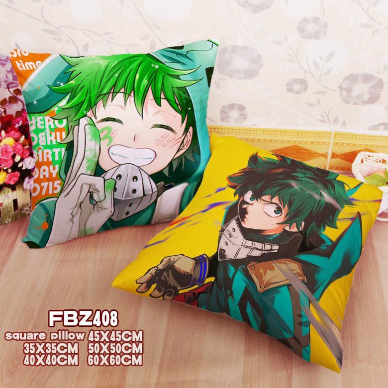 Декоративная подушка Моя Геройская Академия/Boku no Hero Academia (1)
