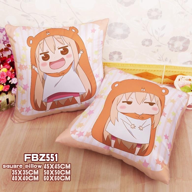 Подушка Двуличная сестрёнка Умару-чан!/Himouto! Umaru-chan (3)