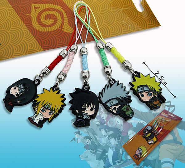 Подвески на телефон Наруто / Naruto