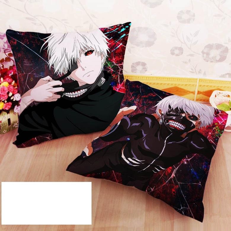 Декоративная подушка Токийский гуль/Tokyo Ghoul