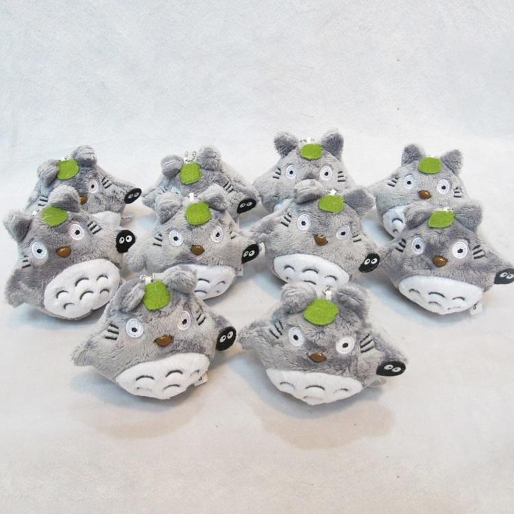 Мягкий брелок Тоторо/Totoro (2)
