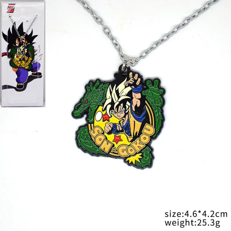 Кулон Драконий жемчуг/Dragon Ball