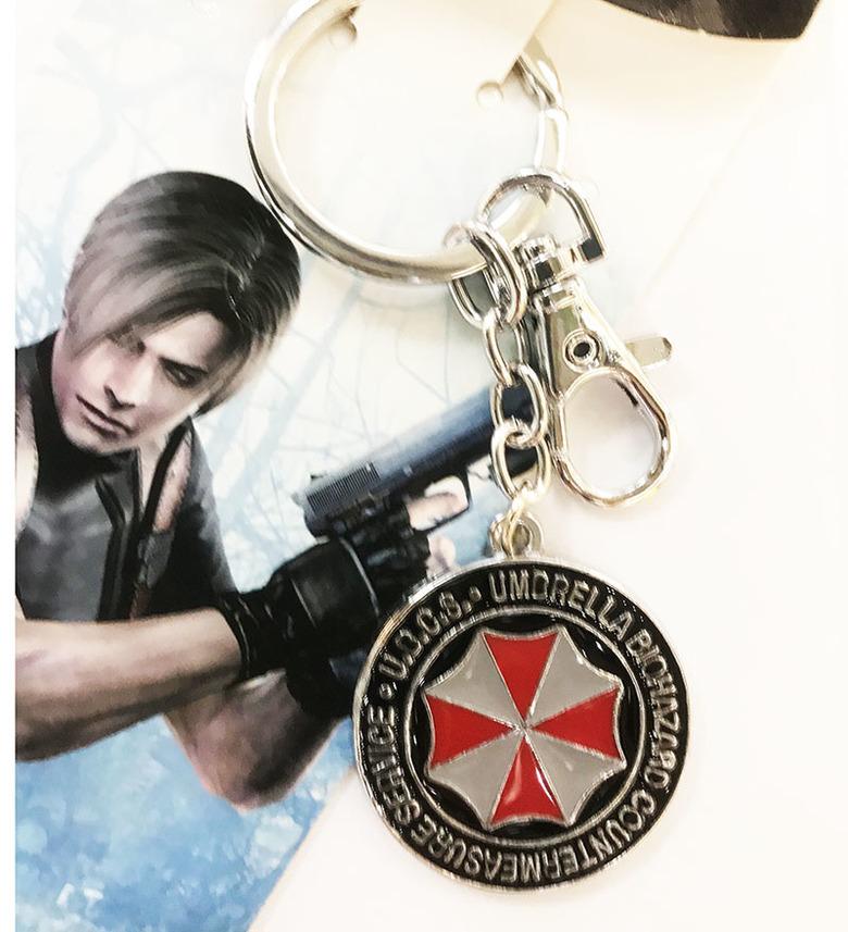 Брелок Resident Evil