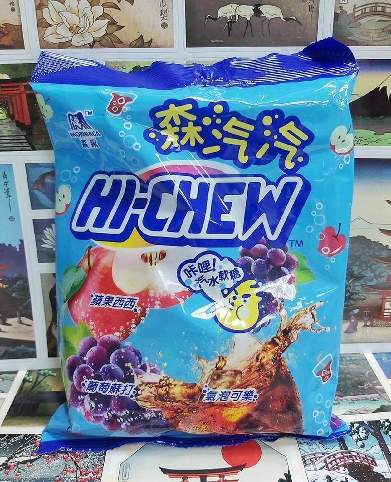 Жевательная конфета Hi - Chew Содовая