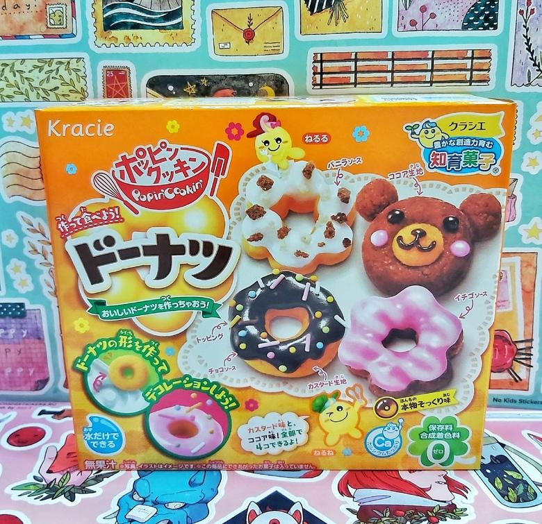 """Серия шеф-повар Сделай сам """"Японские пончики"""""""