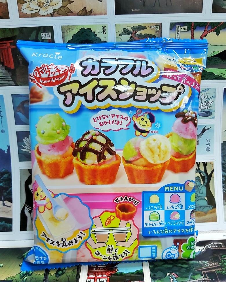 """Серия шеф-повар Сделай сам """"Разноцветное мороженное"""""""