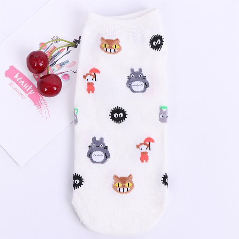 Носки Тоторо/Totoro (2)
